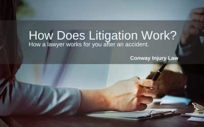 Had An Accident? How Litigation Works for You