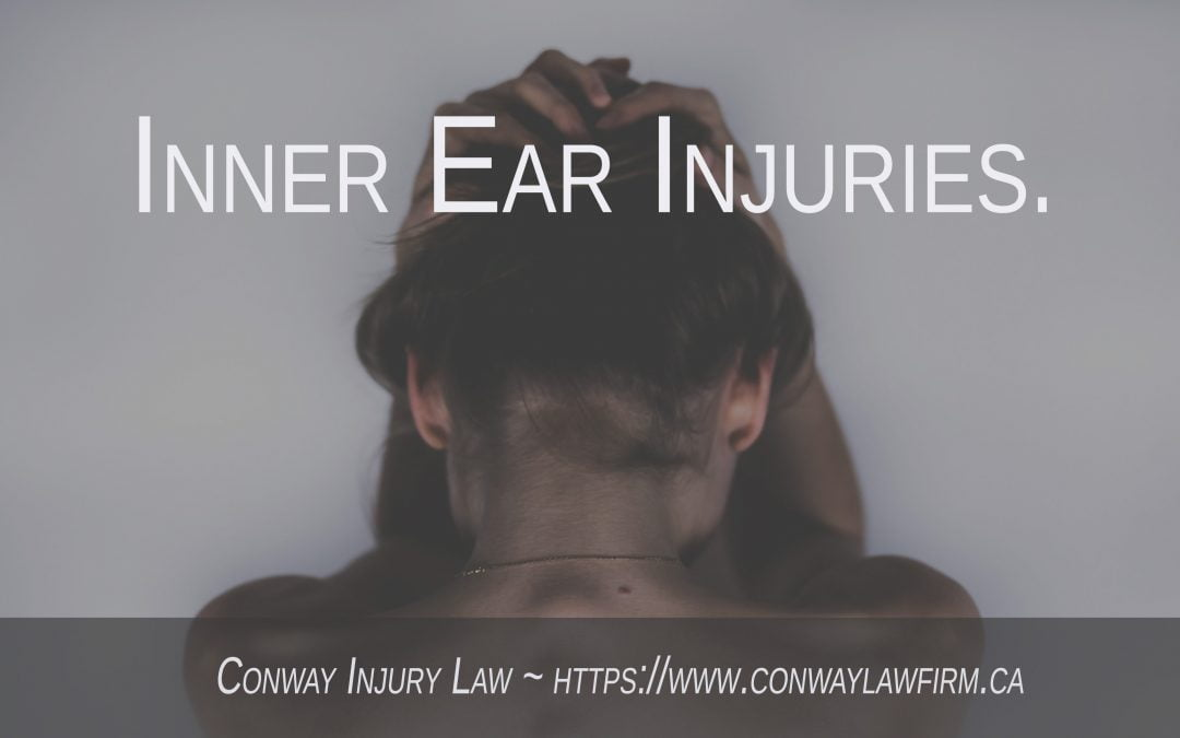 Inner Ear Problems (Vestibular Dysfunction) Following a Motor Vehicle Accident
