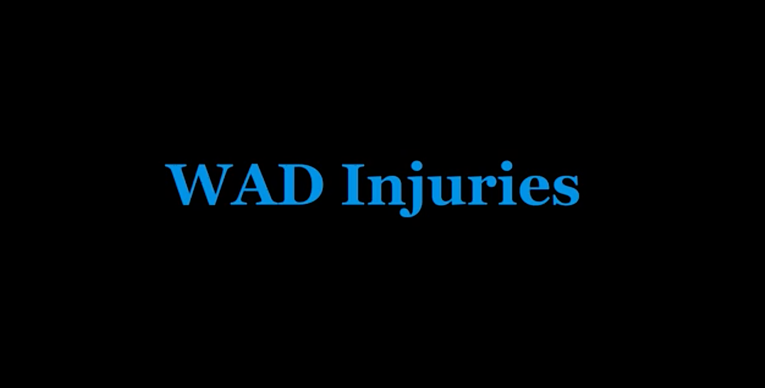 What are WAD Injuries? Explaining WAD 1, 2, 3, 4